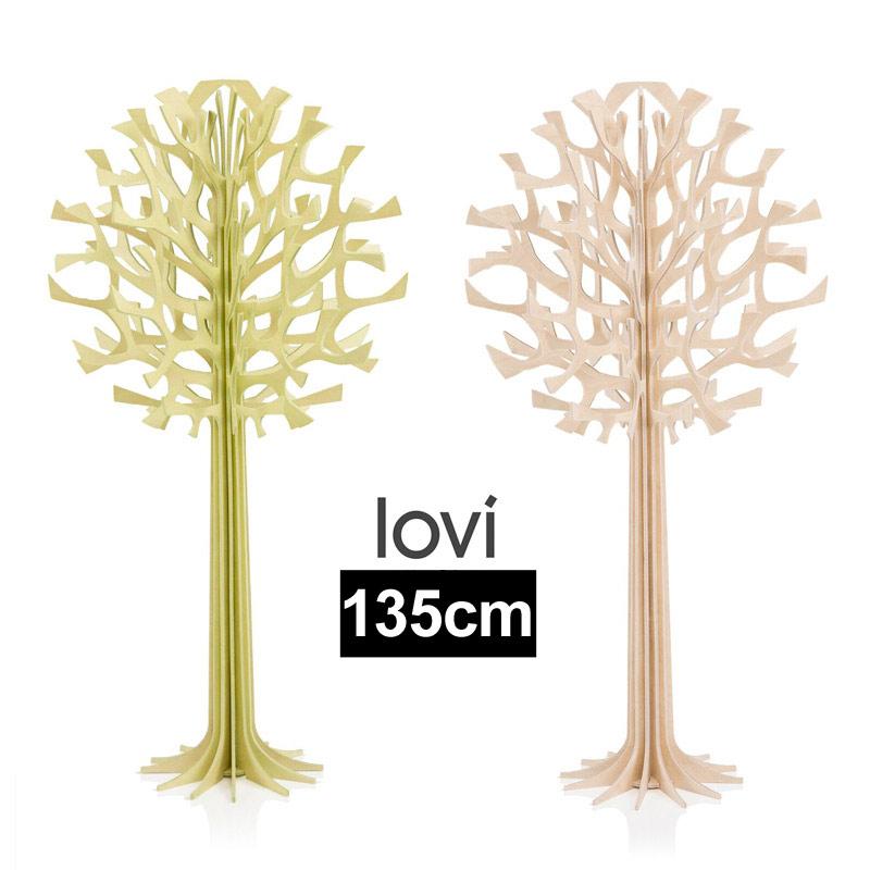 【送料無料】Lovi(ロヴィ) ツリー 135cm / 北欧 【送料無料 プレゼント】