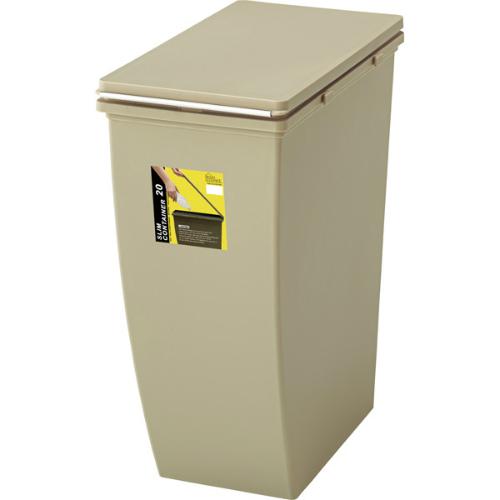 スリムコンテナ 公式ショップ 人気ブランド多数対象 20L ごみ箱 3カラー