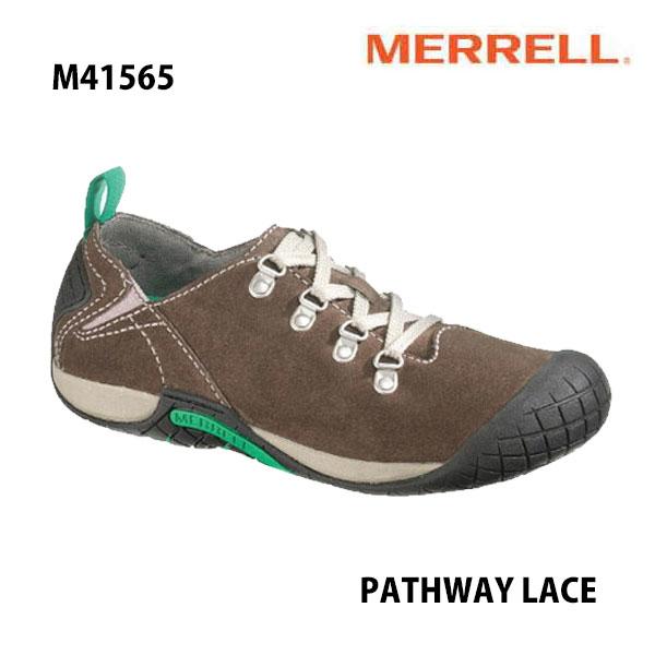 メレル メンズ パスウェイレース M41565 M.STONE メンズシューズ Merrell PATHWAY LACE Men's