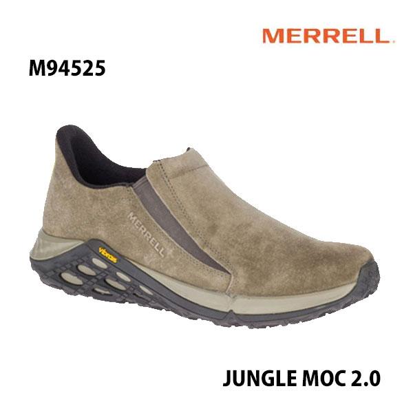 Merrell ジャングルモック 2.0 M94525 DUSTY OLIVE メレル JUNGLE MOC 2.0 メンズ アウトドア スニーカー
