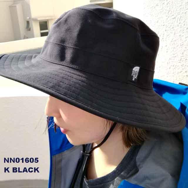 ザ ノースフェイス 2018年秋冬最新在庫  ゴアテックスハット  NN01605  レインハット 防水・透湿性  The North Face GORE-TEX Hat (CM)コズミックブルー