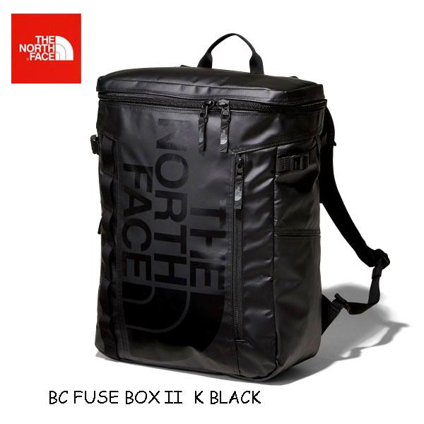 The North Face やはり最新作売れてます! 2019年秋冬最新 GOLDWIN日本正規品  BC Fuse Box II 30L ザ ノースフェイス BCヒューズボックス ツー NM81817の後継品番です  NM81968 (K) ブラック BLACK 大学生 パソコン収納 fuse box 2