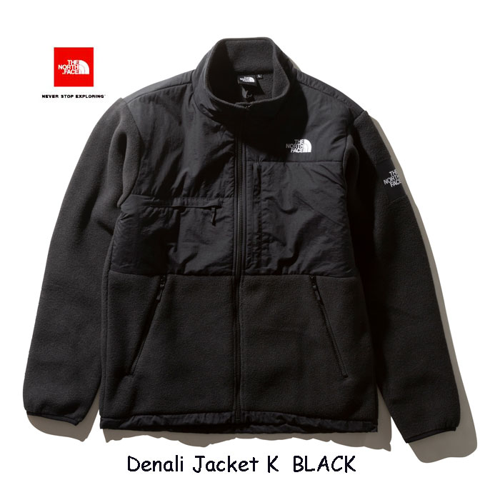 The North Face お一人様1枚まで デナリジャケット(メンズ) フリースジャケット The North Face Denali Jacket NA71951 (K) ブラック