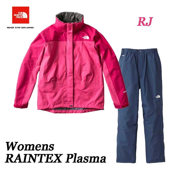 The North Face 2019年春夏最新在庫 Womens RAINTEX Plasma ザ ノースフェイス レインテックスプラズマ(レディース) NPW11700 (RJ)ラズベリーソルベ×ジャジー