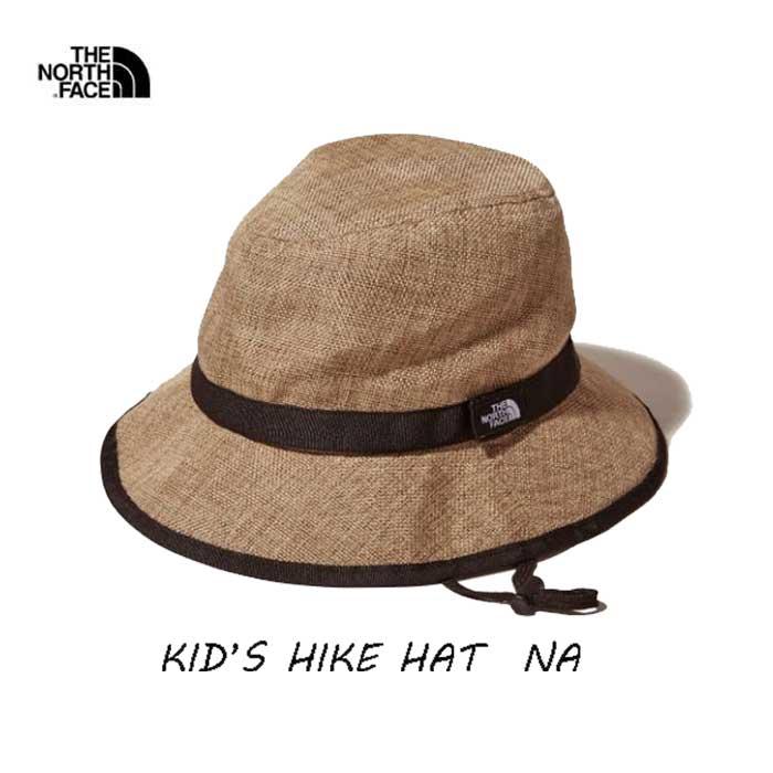 安心のノースフェース公式SHOP LIST掲載店 The North Face NNJ01820 NA キッズ ハイク ハット KM <セール&特集> KL ナチュラル ネコポス便対応 販売実績No.1 ノースフェイス HIKE Kids' 54-55cm 送料無料 ザ Hat 50-53cm