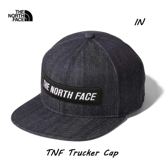 安心のノースフェース公式SHOP LIST掲載店 The North Face NN41811 IN TNF Trucker ノースフェイス ザ 完全送料無料 ユニセックス TNFトラッカーキャップ ついに再販開始 Cap インディゴ3