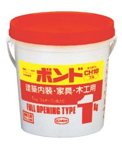 コニシ ボンド CH-18 ポリ缶(1kg×18缶)