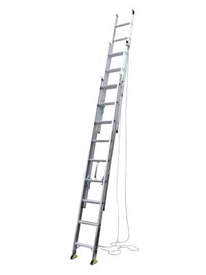 3連はしご スーパーコスモス 伸縮7.69m (メーカー直送商品・代引不可) PICA 3CSM-77