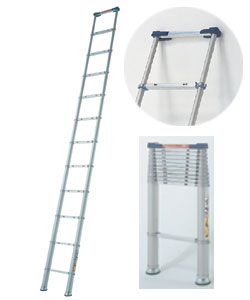 【代引不可】伸縮はしご【メーカー直送品】 PICA SL-700J