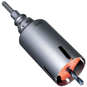 ミヤナガ ウッディングコアドリル(ポリクリック)180mm ストレートシャンク