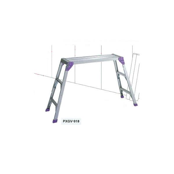 アルインコ 作業台3段(天板高:850mm) PXGV-910