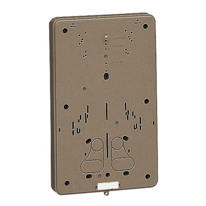積算電力計取付板 ライトブラウン 10個価格 未来工業 B-3LB-Z