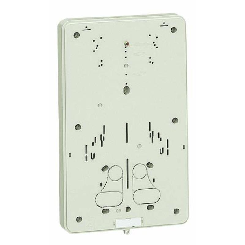 積算電力計取付板 ミルキーホワイト 10個価格 未来工業 B-3M-Z
