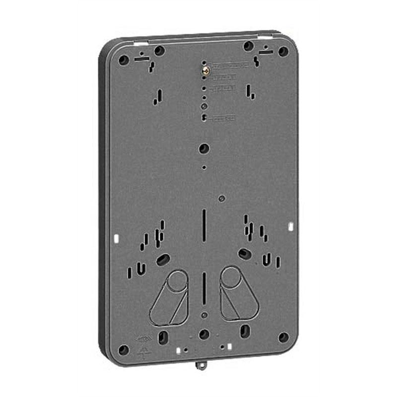 積算電力計・計器箱取付板 ダークグレー BP-2DG 10個価格 未来工業 BP-2DG