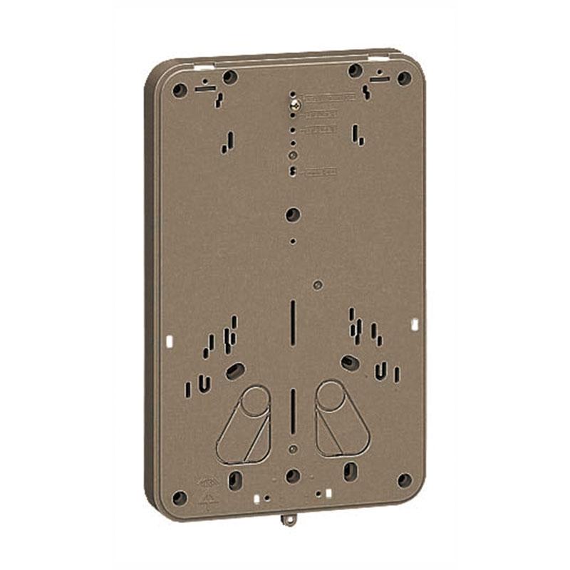 未来工業 積算電力計・計器箱取付板 ライトブラウン BP-2LB 10個価格 BP-2LB