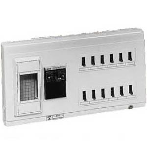単相三線式リミッタースペース(主幹3P30A)12+0 MP12-3012K(5個価格) ※受注生産品 未来工業 MP12-3012K