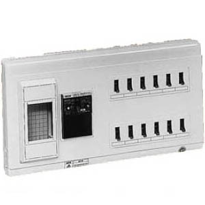 単相三線式リミッタースペース(主幹3P60A)8+4 MP12-308K6(1個価格) ※受注生産品 未来工業 MP12-308K6
