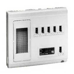 単相三線式リミッタースペース(主幹3P30A)4+2 5個価格 未来工業 MP6-304K