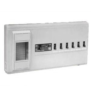 単相三線式リミッタースペース(主幹3P30A)4+2 1個価格 未来工業 MP61-304K
