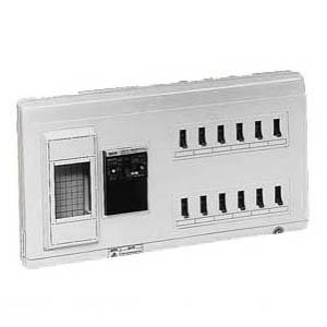 単相三線式リミッタースペース(主幹3P60A)8+4 5個価格 ※受注生産品 未来工業 MPH12-308K6