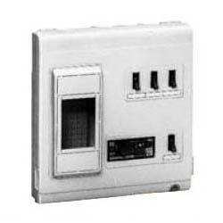 単相三線式リミッタースペース(主幹3P30A)2+2 MPH4-302K(1個価格) ※受注生産品 未来工業 MPH4-302K