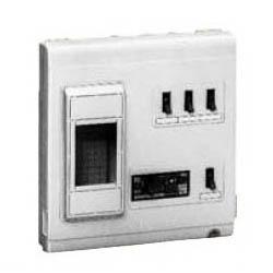 単相三線式リミッタースペース(主幹3P30A)4+0 MPH4-304K(1個価格) ※受注生産品 未来工業 MPH4-304K