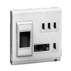 単相三線式リミッタースペース(主幹3P30A)4+0 MPH4-304K(5個価格) ※受注生産品 未来工業 MPH4-304K