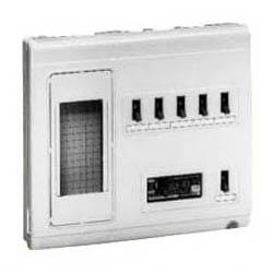 単相三線式リミッタースペース(主幹3P30A)6+0 MPH6-306K(1個価格) ※受注生産品 未来工業 MPH6-306K