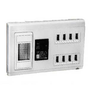 単相三線式リミッタースペース(主幹3P60A)8+0 MPH8-308K6(5個価格) ※受注生産品 未来工業 MPH8-308K6