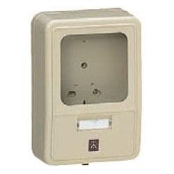 電力量計ボックス(化粧ボックス)ミルキーホワイト WP-0M 5個価格 未来工業 WP-0M