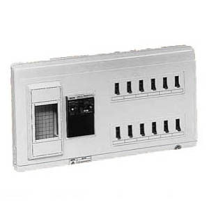 単相三線式リミッタースペース(主幹3P50A)10+2 5個価格 ※受注生産品 未来工業 MPH12-3010K5