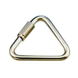 水本機械 ステンレス金具 三角リングキャッチ 20個価格 TH-4