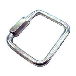 ステンレス金具 四角リングキャッチ 20個価格 水本機械 VH-4