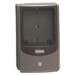 電力量計ボックス(バイザー付)ライトブラウン WPN-0LB-Z 5個価格 未来工業 WPN-0LB-Z
