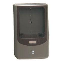 電力量計ボックス(バイザー付)ライトブラウン WPN-0LB 5個価格 未来工業 WPN-0LB