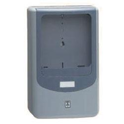 電力量計ボックス(バイザー付)グレー WPN-0VG 5個価格 未来工業 WPN-0VG