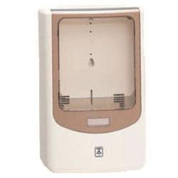 電力量計ボックス(バイザー付)ミルキーホワイト WPN-2M 5個価格 未来工業 WPN-2M