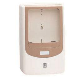 電力量計ボックス(バイザー付)ミルキーホワイト WPN-2VM 5個価格 未来工業 WPN-2VM