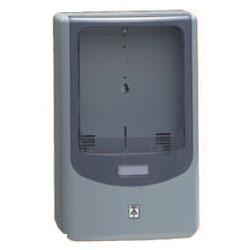 電力量計ボックス(バイザー付)グレー WPN-3G-Z 5個価格 未来工業 WPN-3G-Z