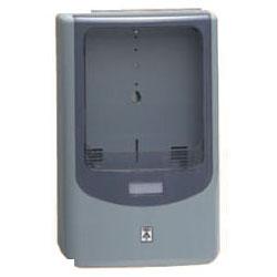 電力量計ボックス(バイザー付)グレー WPN-3G 5個価格 未来工業 WPN-3G