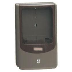 電力量計ボックス(バイザー付)ライトブラウン WPN-3LB-Z 5個価格 未来工業 WPN-3LB-Z