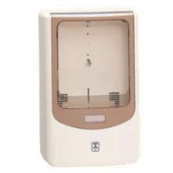 電力量計ボックス(バイザー付)ミルキーホワイト WPN-3M 5個価格 未来工業 WPN-3M
