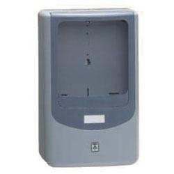 電力量計ボックス(バイザー付)グレー WPN-3VG 5個価格 未来工業 WPN-3VG