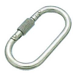 お気に入り カラビナ(環付)10個価格 ステンレス金具 K-2:大工道具・金物の専門通販アルデ 水本機械-DIY・工具