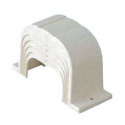 エアコン配管材ダクトエンド(100型)ミルキーホワイト GKAE-100M 20個価格 未来工業 GKAE-100M