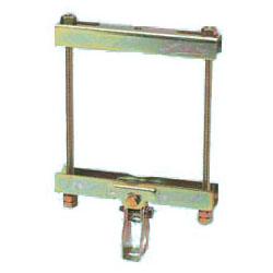 角・丸パイプ・H形鋼・C形鋼組合用(3分)適合鋼材幅90~155mm 20個価格 未来工業 SGPA-15-3