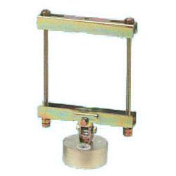 角・丸パイプ・H形鋼・C形鋼組合用(金属製露出丸形ボックス付) 10個価格 未来工業 SGPJ-15