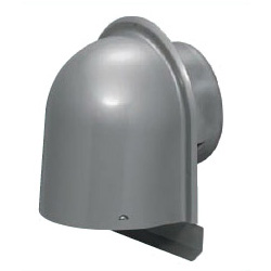 パイプフード(鐘型)防火ダンパー付 適合ダクト(内径)100(12個価格) 未来工業
