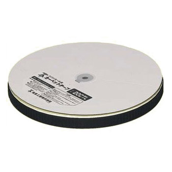 ワゴンモール用カーペットテープ(長尺タイプ) 幅25mm (1巻価格) 未来工業 25CTL