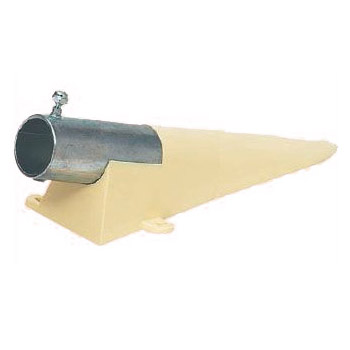 エンドカップリング(適合電線管薄鋼31) 50個価格 未来工業 PCE-31